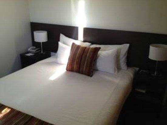 Heartland World Heritage Hotel : bedroom