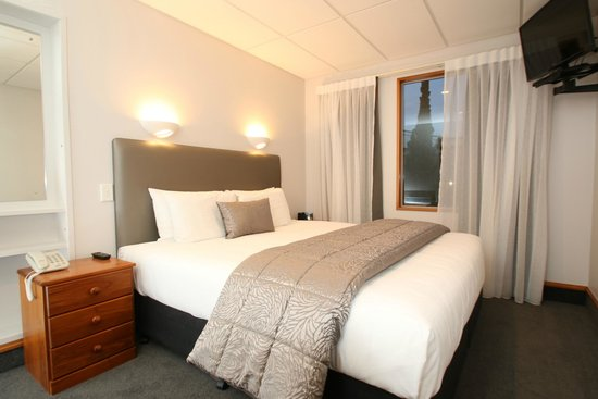 Amross Motel: Quiet, clean, warm. One bedroom unit