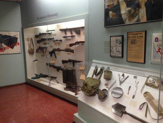 Newport News, VA: A typical complete display