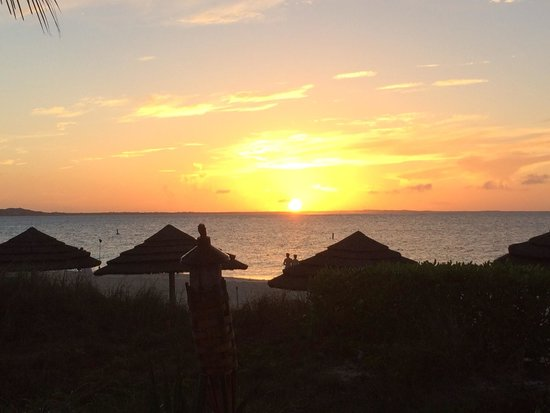 Club Med Turkoise, Turks & Caicos : Sunset at Club Med!