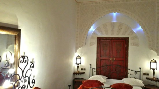 Maison Arabo Andalouse: Family Suite Double Bed for Adults