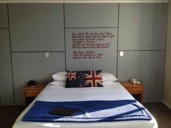 Grosvenor Hotel: Bedroom