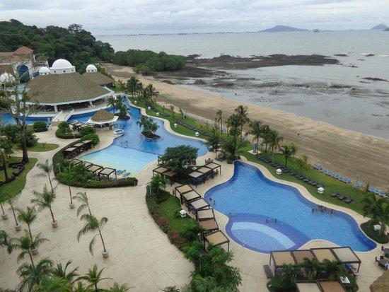 The Westin Playa Bonita Panama: VIEW FROM THE APARTMENT