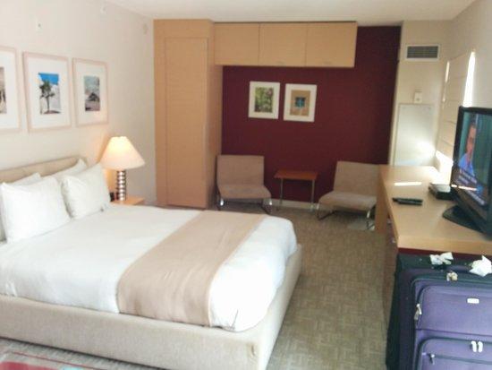 Marriott Vacation Club Pulse, South Beach: My room