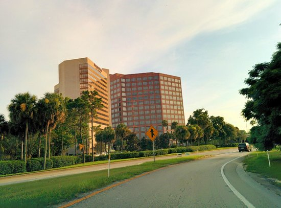 DoubleTree by Hilton Orlando Downtown: Fachada do Hotel