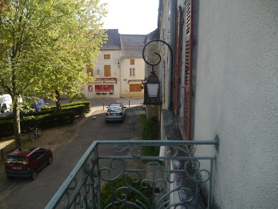 La Maison d'Olivier Leflaive: View from the bedroom