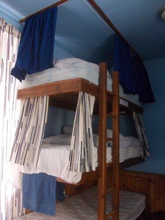 The West Highland Way Sleeper: 3 Stockbett