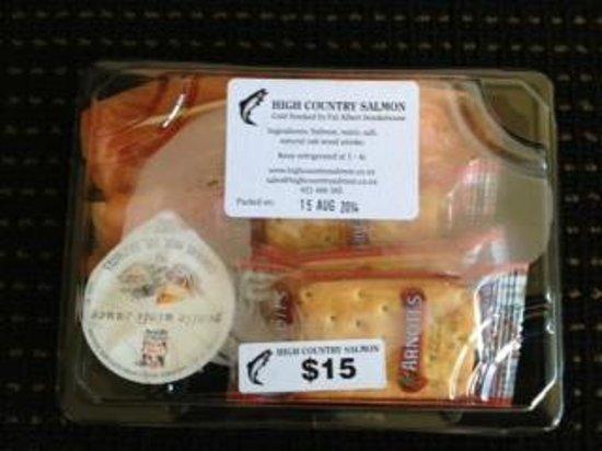 High Country Salmon: Salmon