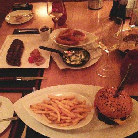 Seafire Steakhouse : La cena