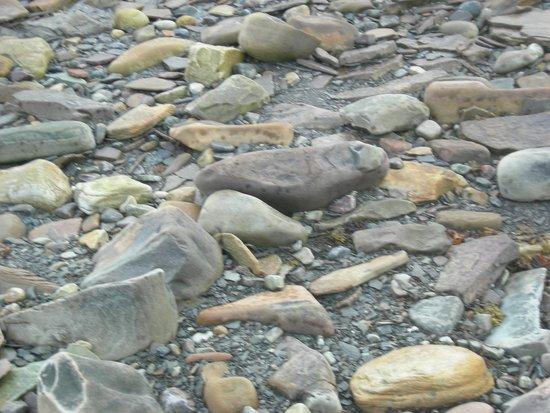 Finnmark, Noorwegen: Stones Ekkerøy