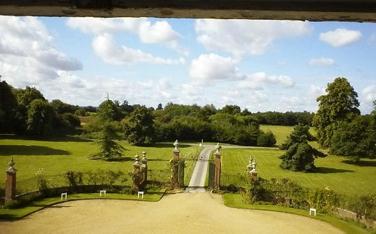 Champneys Henlow: The view from room 9!