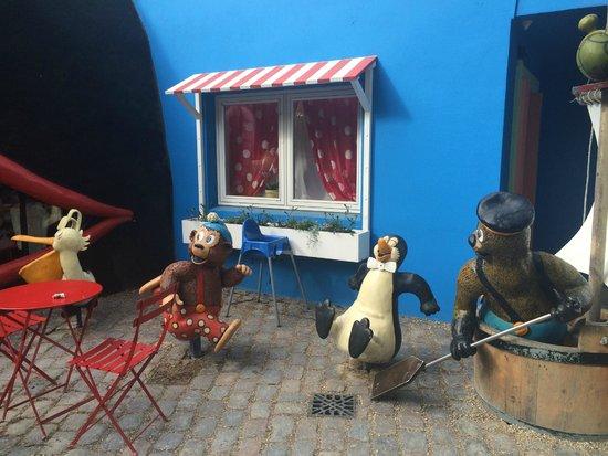 Tivoli: герои датских мультфильмов