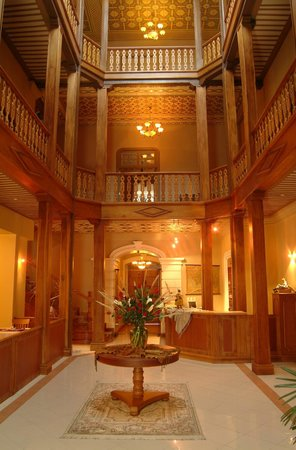 Hotel Boutique Carvallo: PANORAMICA