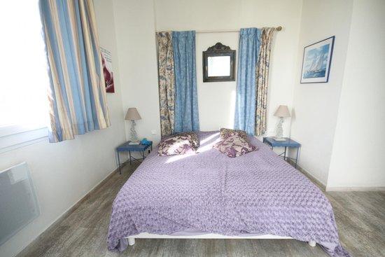 Hotel de La Plage: chambre