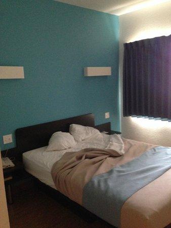 Motel 6 Cedar Park: Bed