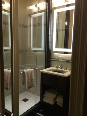 The Algonquin Hotel Times Square, Autograph Collection : bathroom