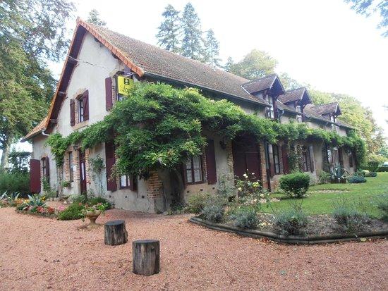 anbau annex sehr empfehlenswert picture of hotel le chalet montegut coulandon tripadvisor