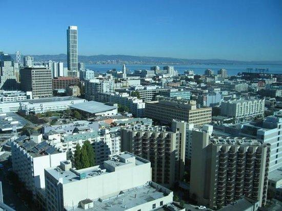 InterContinental San Francisco: Vista do quarto