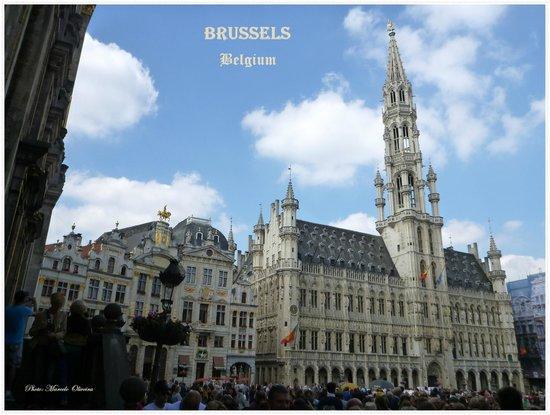 Town Hall Hotel De Ville Hôtel Grand Place Bruxelas
