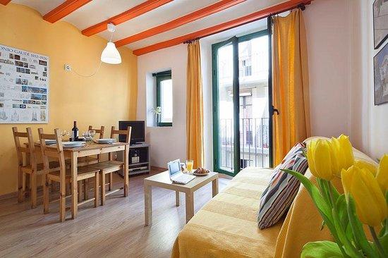 Inside Barcelona Apartments Vidreria