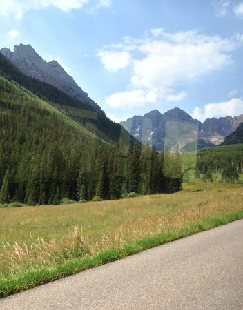 Trail Rider pass - Picture of Maroon Bells, Aspen - TripAdvisor