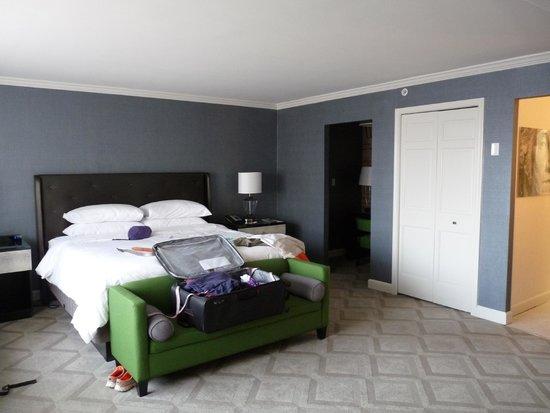 Melrose Georgetown Hotel : 8th floor King room