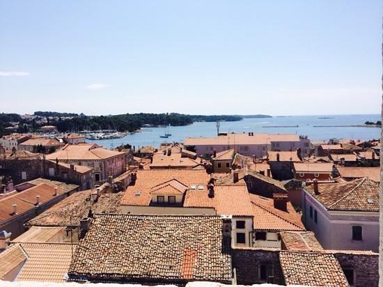 Porec Old Town: panoramica