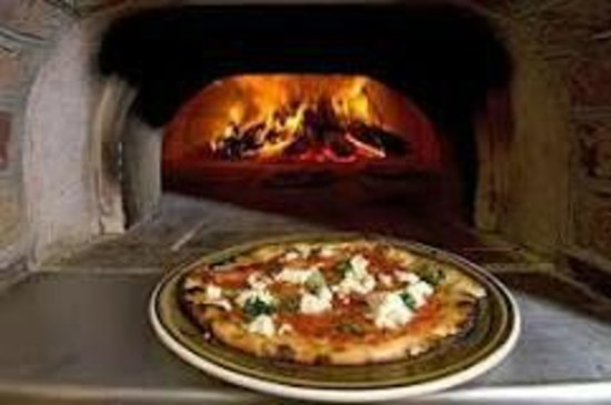 M - Wood Fired Oven