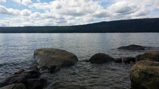 Payette Lake: serene