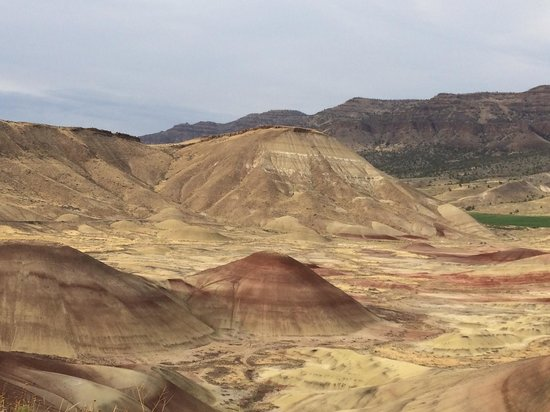 John Day Fossil Beds National Monument: From a distance