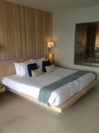 Kalima Resort & Spa: ocean view room