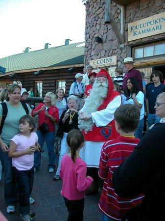 "Santa Claus Village: ""Santa Claus"""