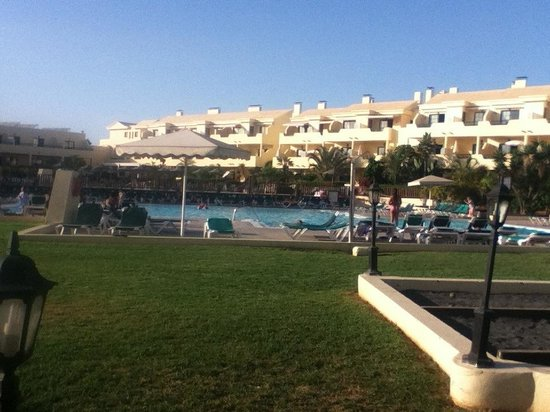 Santa Rosa: The pool