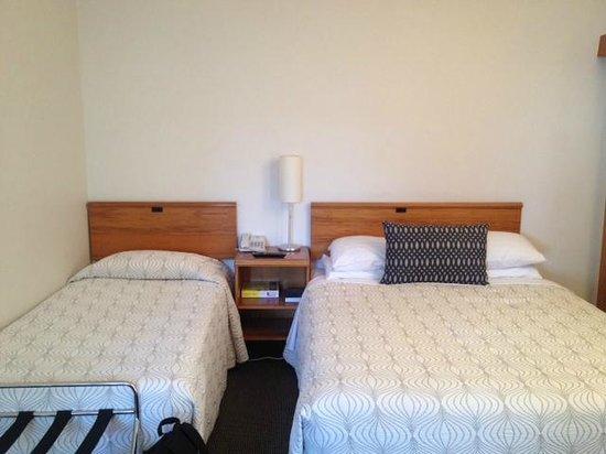Hotel Carlton Mill: Bedroom