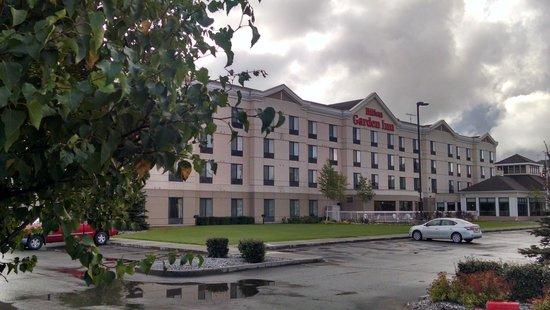 Hilton Garden Inn Anchorage : Good location