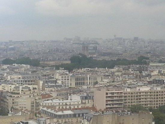 Pullman Paris Montparnasse: Vista