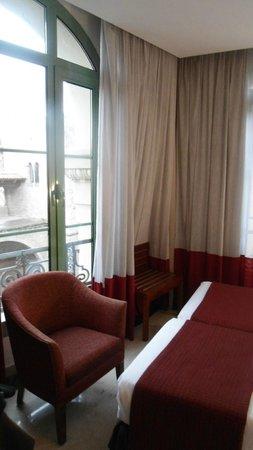 Exe Laietana Palace : Номер отеля