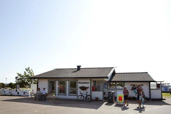 Bjorkangs Havsbad: Reception