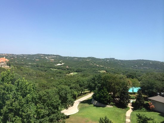 Omni Barton Creek Resort & Spa : View from our bedroom