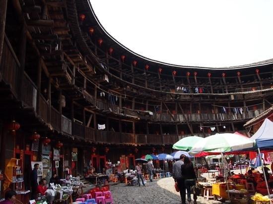 Yuchang Building: 裕昌楼内部