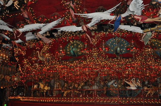 House on the Rock: the world's largest carousel