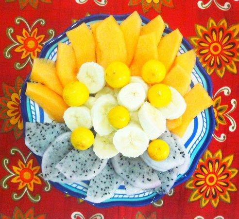 Hotel Merida Santiago - Tropical Fruits
