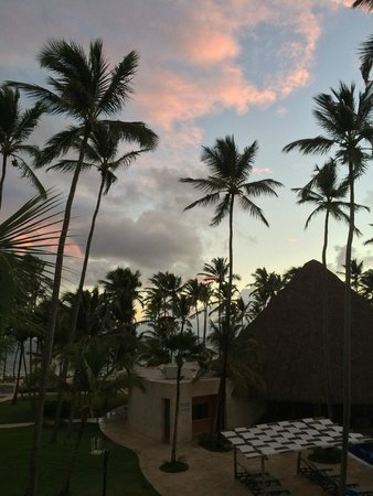 Barcelo Bavaro Beach - Adults Only: Nice sunset