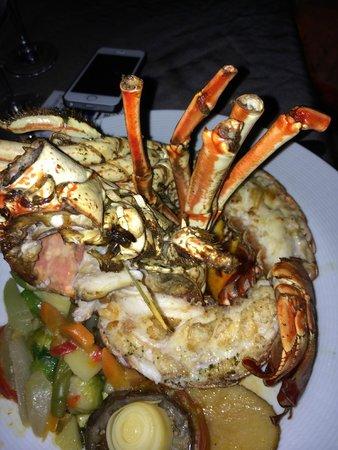 Barcelo Bavaro Beach - Adults Only: Romantic dinner on the beach