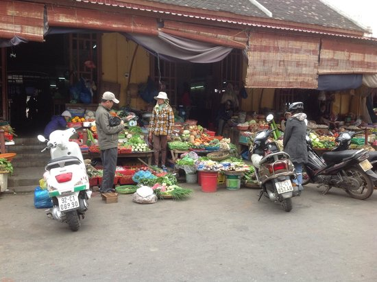 Hoi An Ancient Town: Market Day