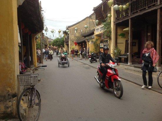 Hoi An Ancient Town: Hoi An Street