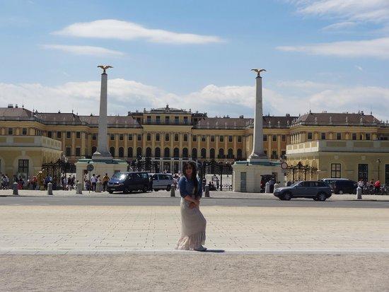 Schonbrunn  Palace: Schönbrunn gardens