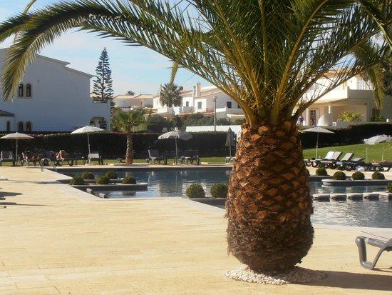 Vila Galé Praia: zona de la piscina