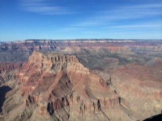 Papillon Grand Canyon Helicopters: Helicopter tour over North Rim