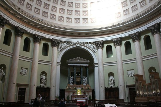Chiesa di San Lorenzo - La Rotonda